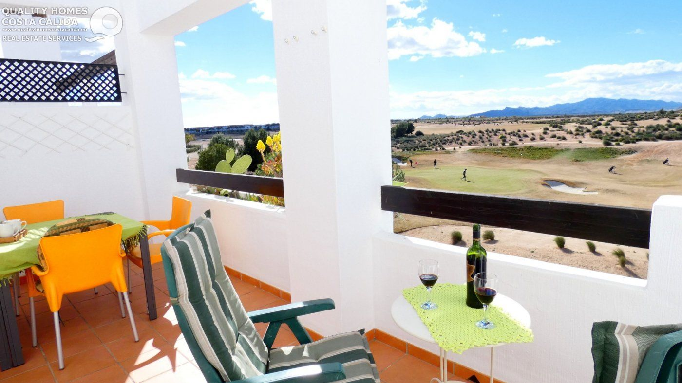 Gallery Image 2 of Spectacular penthouse located at the best golf course of the region at Condado de Alhama Golf Resort