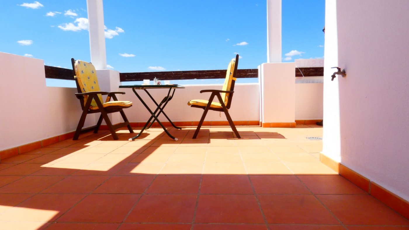 Penthouse ref 3265-02809 for sale in Condado De Alhama Spain - Quality Homes Costa Cálida