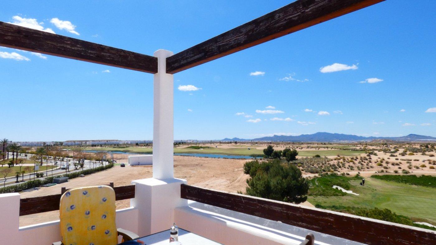Image 1 Penthouse ref 2809 for sale in Condado De Alhama Spain - Quality Homes Costa Cálida
