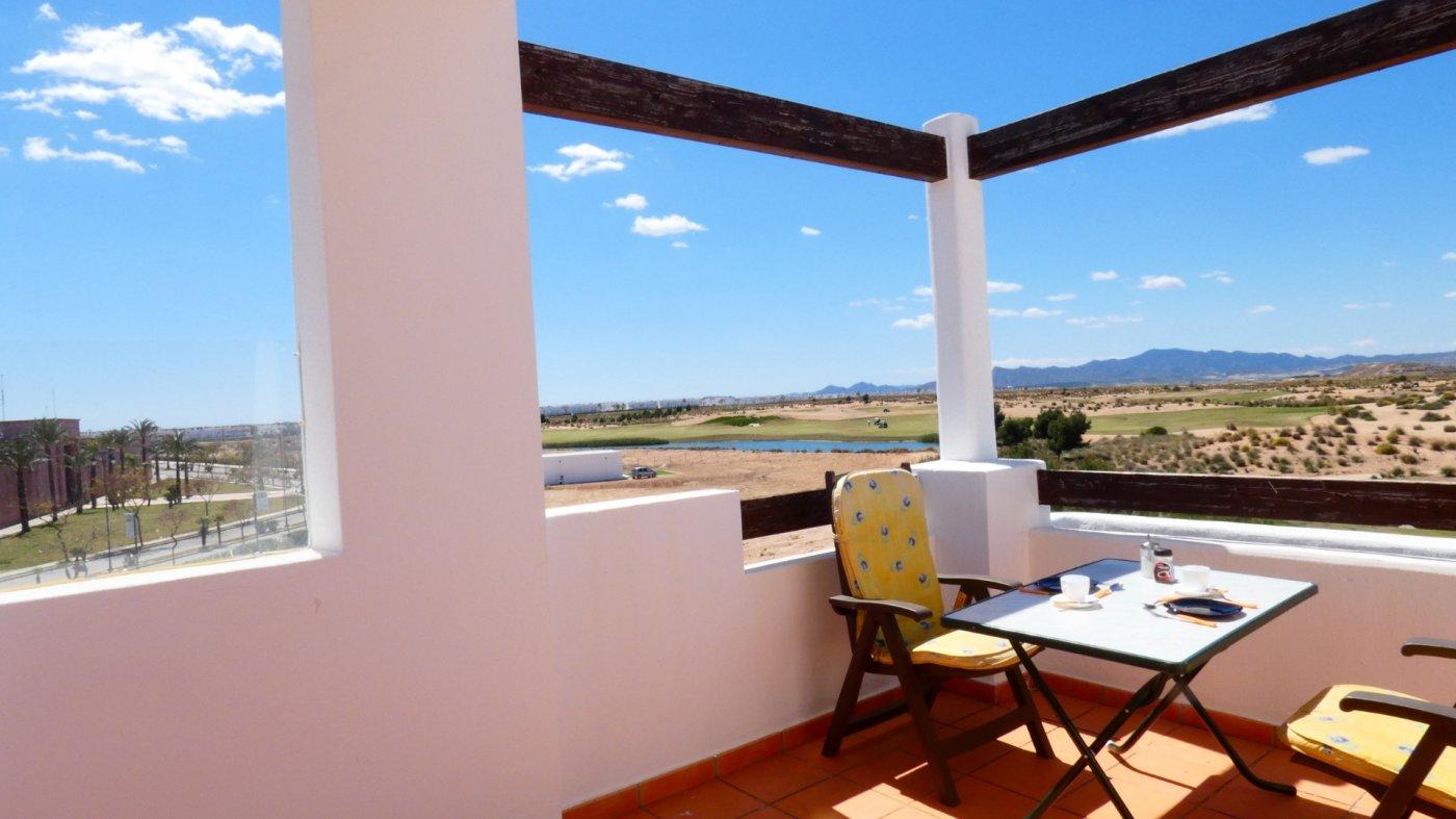 Image 2 Penthouse ref 2809 for sale in Condado De Alhama Spain - Quality Homes Costa Cálida