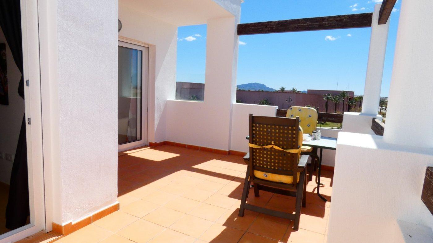 Image 3 Penthouse ref 2809 for sale in Condado De Alhama Spain - Quality Homes Costa Cálida
