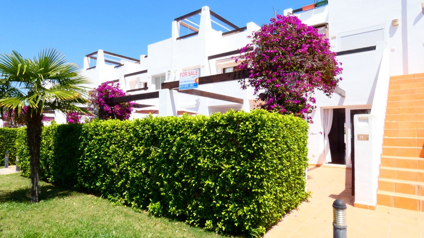 Apartamento ref 3265-02813 for sale in Condado De Alhama Spain - Quality Homes Costa Cálida