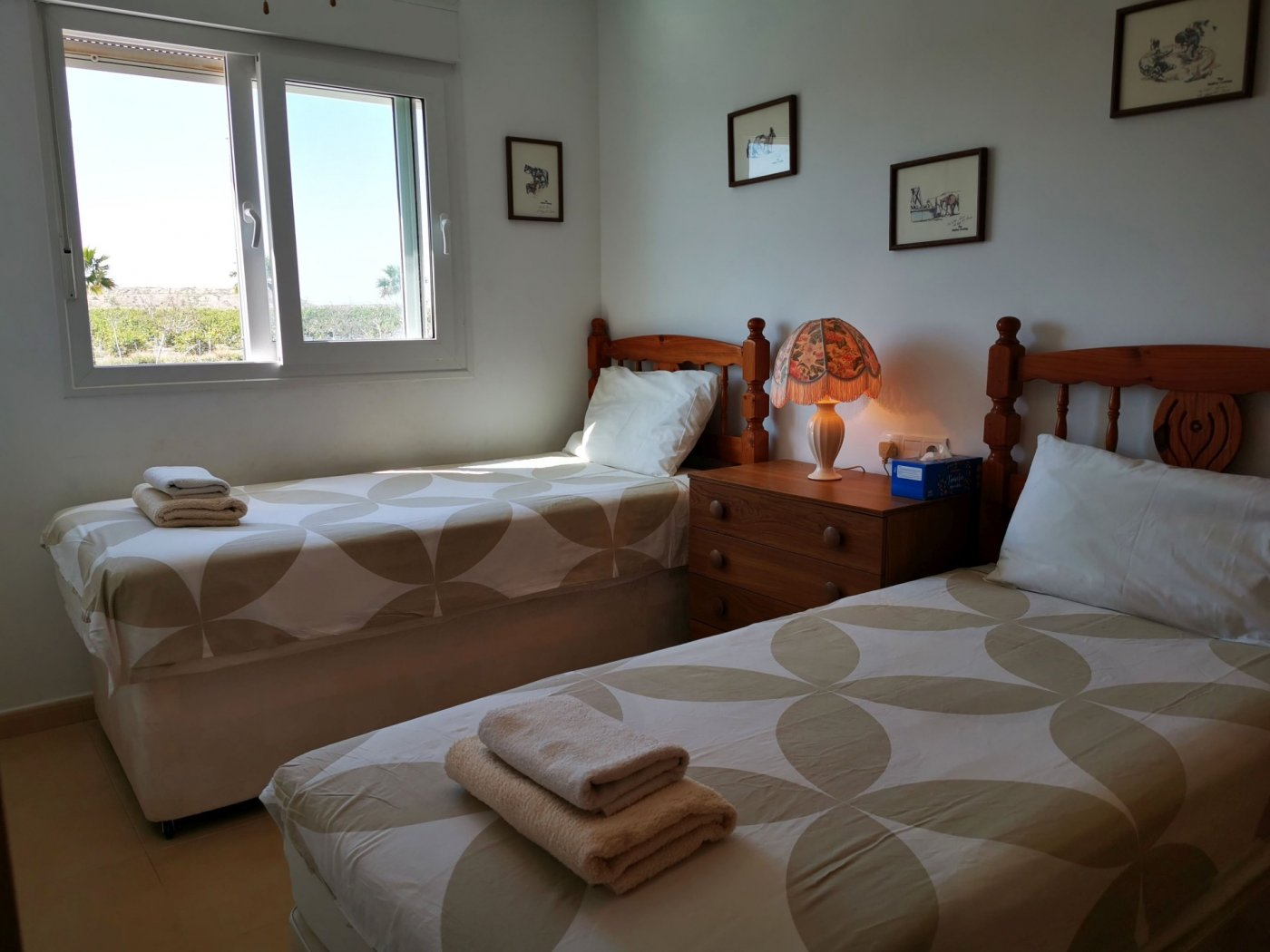 Gallery Image 10 of Key-Ready 2 Bedroom Apartment Overlooking the Citrus Groves in Jardin 10, Condado de Alhama
