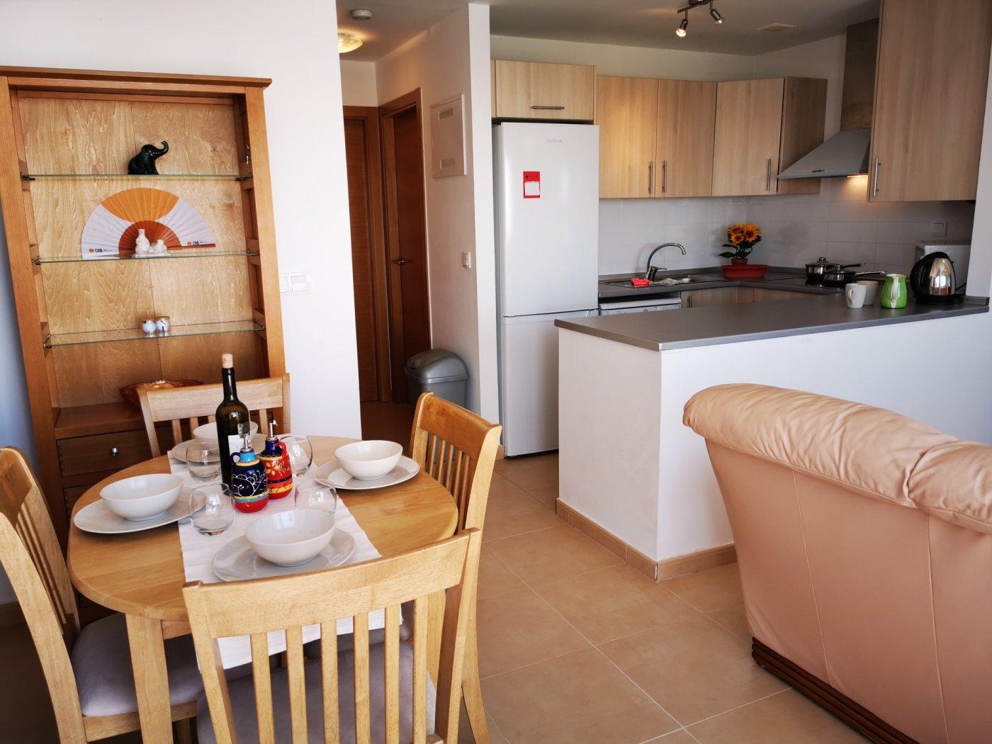 Gallery Image 5 of Key-Ready 2 Bedroom Apartment Overlooking the Citrus Groves in Jardin 10, Condado de Alhama
