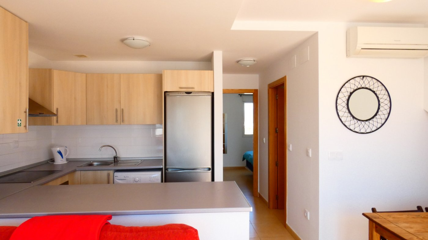 Gallery Image 17 of WOW! A South Facing Corner 2 Bed Apartment at the One and Only Condado de Alhama Golf Resort