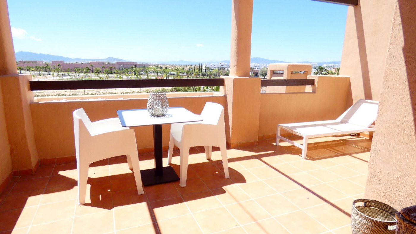 Gallery Image 1 of Beautiful South-West facing 2 bedroom apartment in La Isla, with prime views and afternoon sun