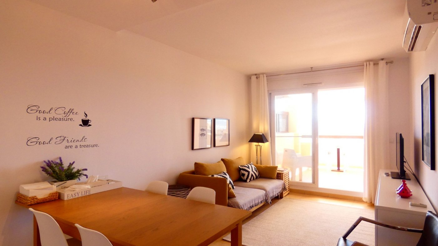 Image 7 Apartment ref 2817 for sale in Condado De Alhama Spain - Quality Homes Costa Cálida
