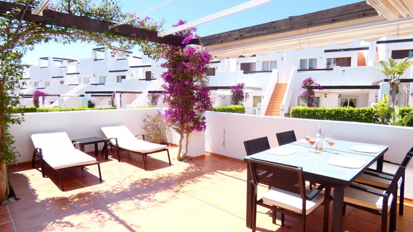 Gallery Image 15 of Immaculate South West Facing 3 Bedroom Ground Floor Corner Apartment in Jardin 4, Condado de Alhama
