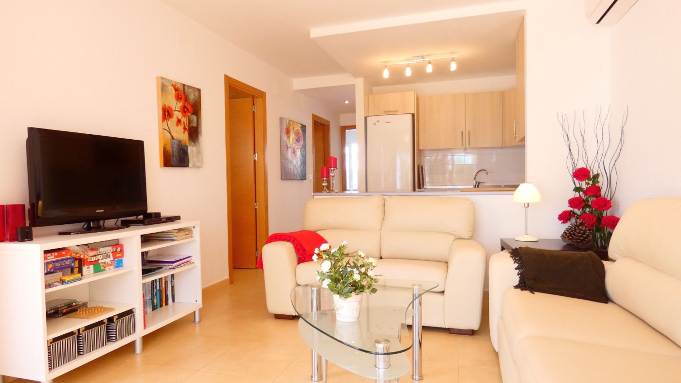 Gallery Image 17 of Immaculate South West Facing 3 Bedroom Ground Floor Corner Apartment in Jardin 4, Condado de Alhama