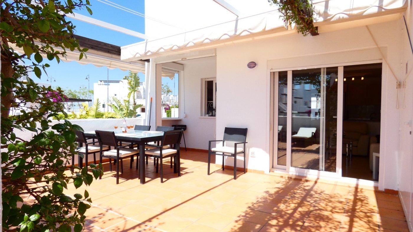 Gallery Image 4 of Immaculate South West Facing 3 Bedroom Ground Floor Corner Apartment in Jardin 4, Condado de Alhama