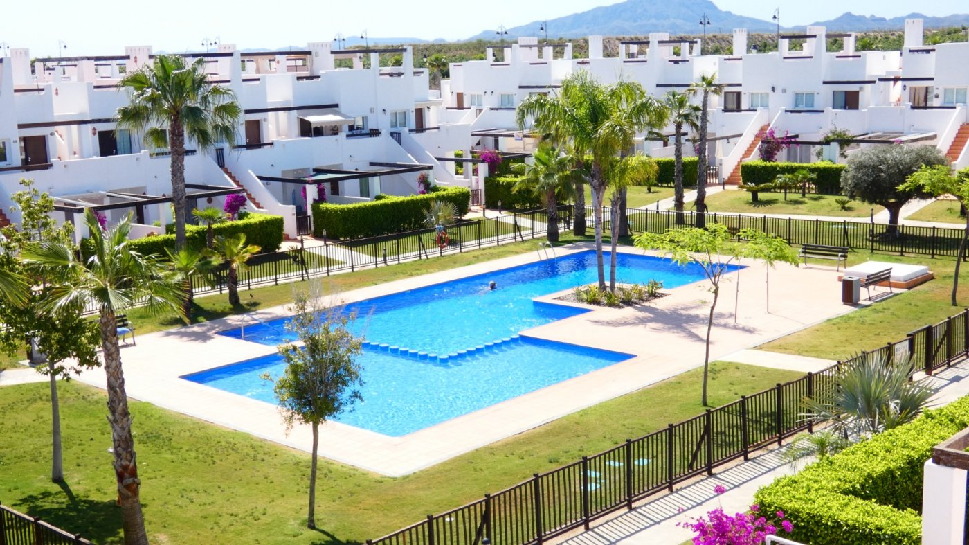 Apartment ref 2820 für sale in Condado De Alhama Spanien - Quality Homes Costa Cálida