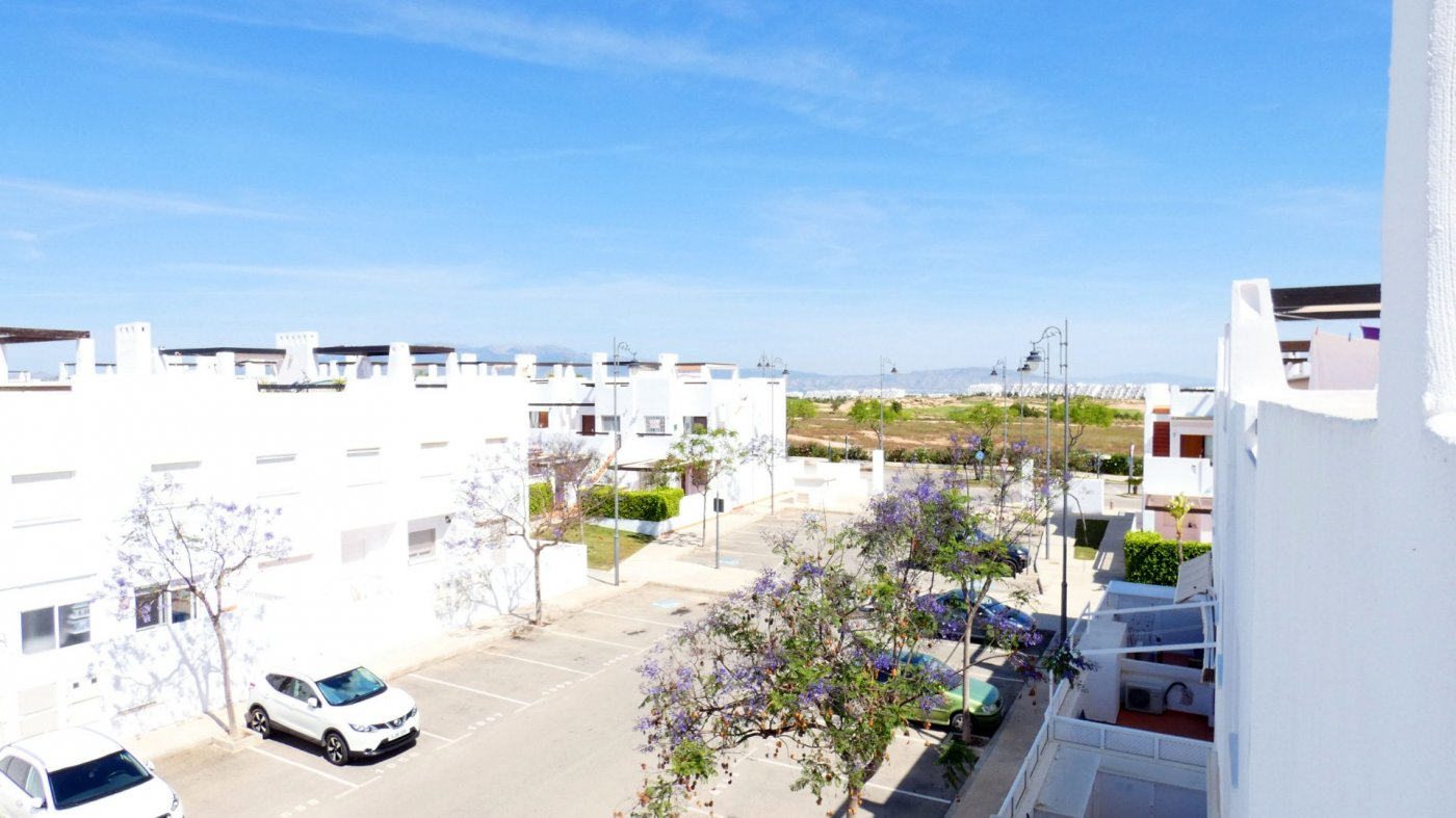 Gallery Image 15 of Immaculate 2 Bedroom Apartment with Pool Views and Roof Terrace in Jardin 11, Condado de Alhama