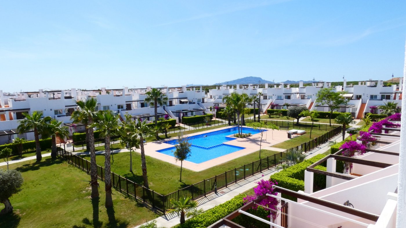 Gallery Image 29 of Immaculate 2 Bedroom Apartment with Pool Views and Roof Terrace in Jardin 11, Condado de Alhama