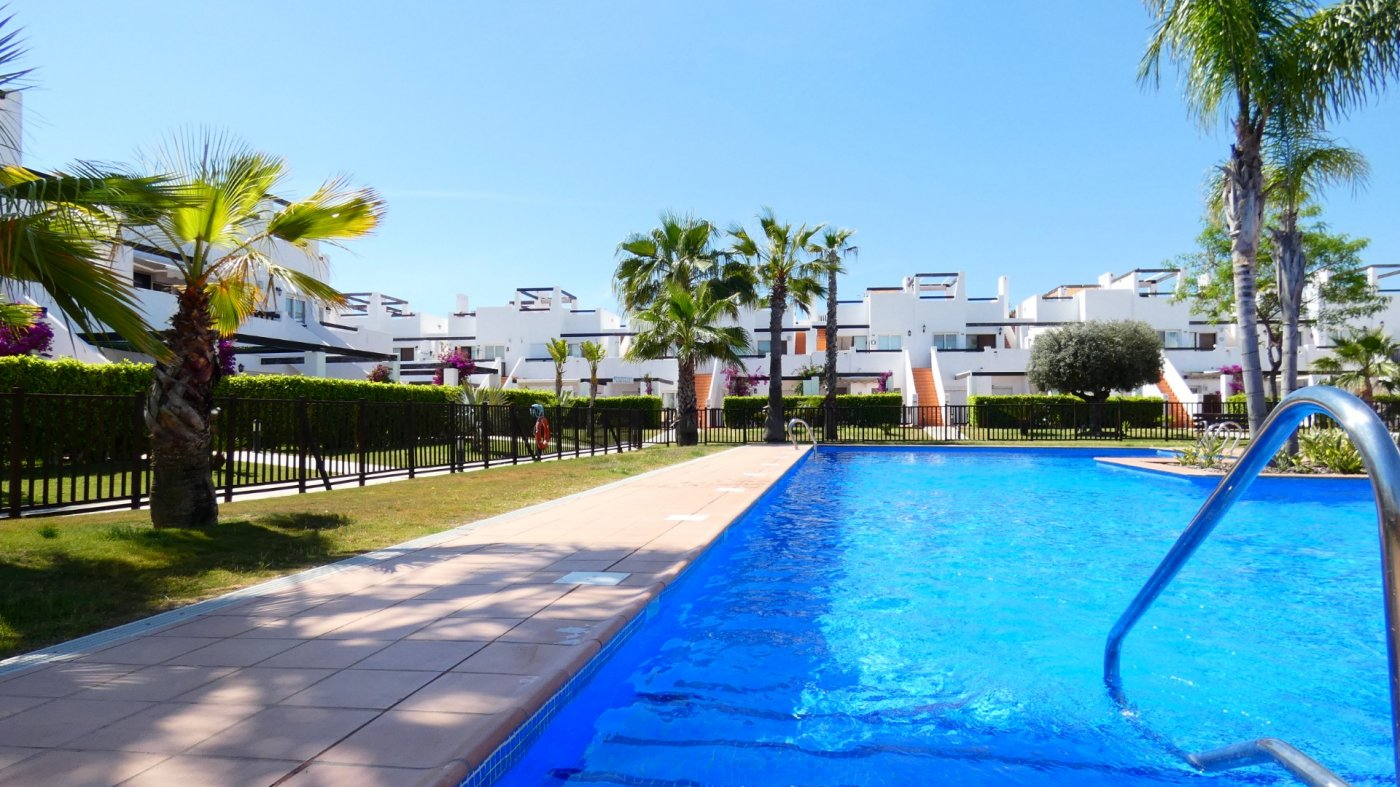 Gallery Image 31 of Immaculate 2 Bedroom Apartment with Pool Views and Roof Terrace in Jardin 11, Condado de Alhama