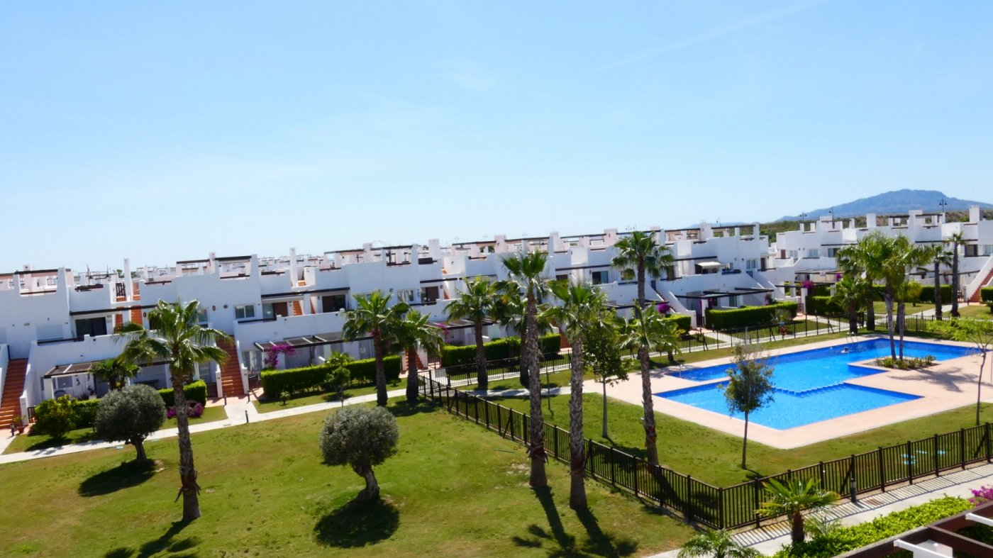Gallery Image 33 of Immaculate 2 Bedroom Apartment with Pool Views and Roof Terrace in Jardin 11, Condado de Alhama
