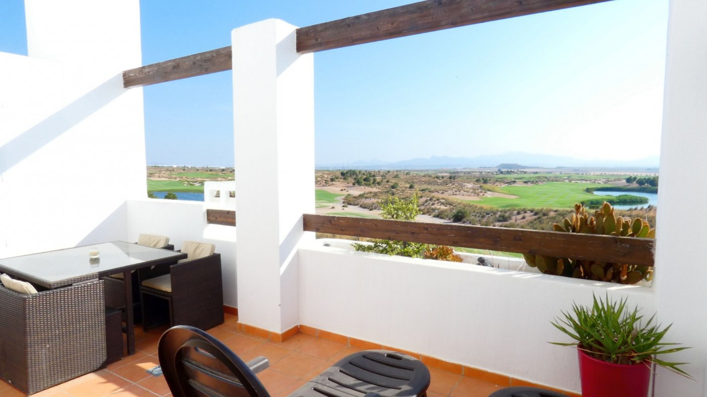 Apartamento ref 3265-02829 for sale in Condado De Alhama Spain - Quality Homes Costa Cálida