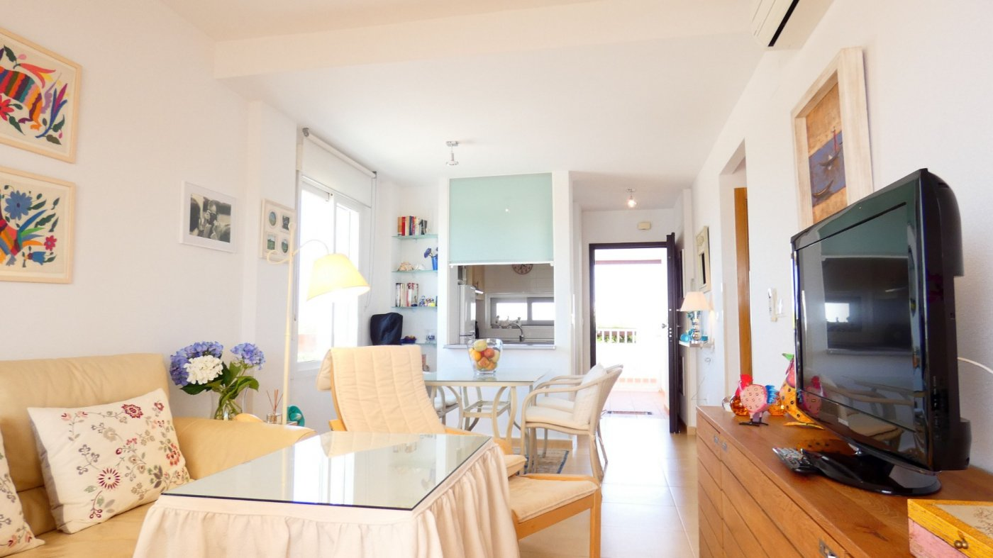 Gallery Image 7 of Very Well-Appointed Front Line Golf Apartment, South West facing, Corner