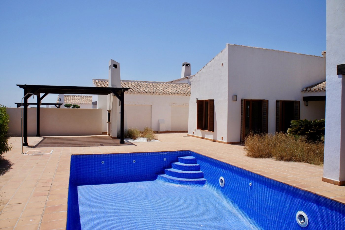 Gallery Image 25 of Front line Algaba villa at El Valle Golf resort at phenomenal price