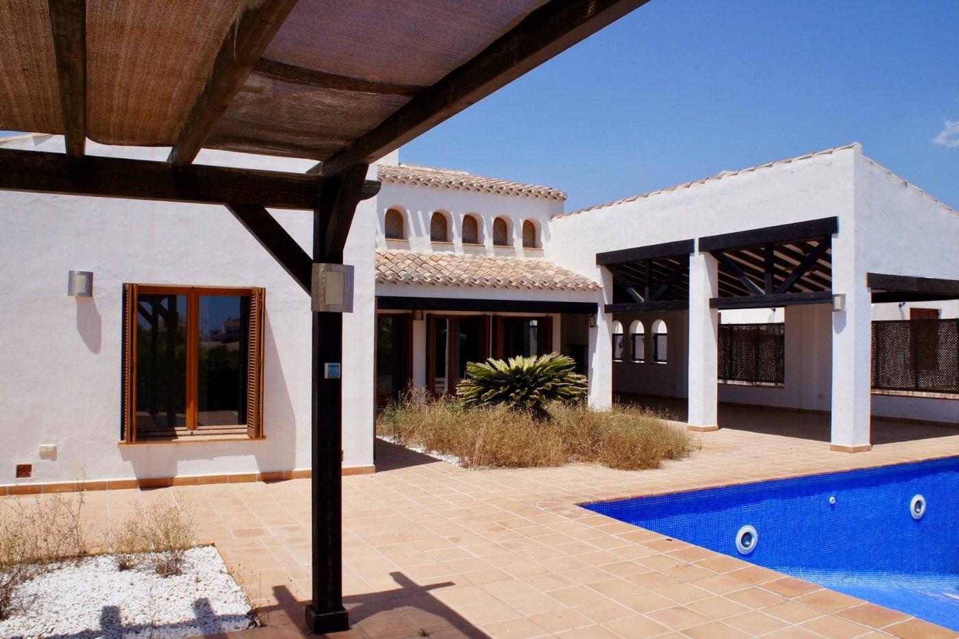 Gallery Image 3 of Front line Algaba villa at El Valle Golf resort at phenomenal price