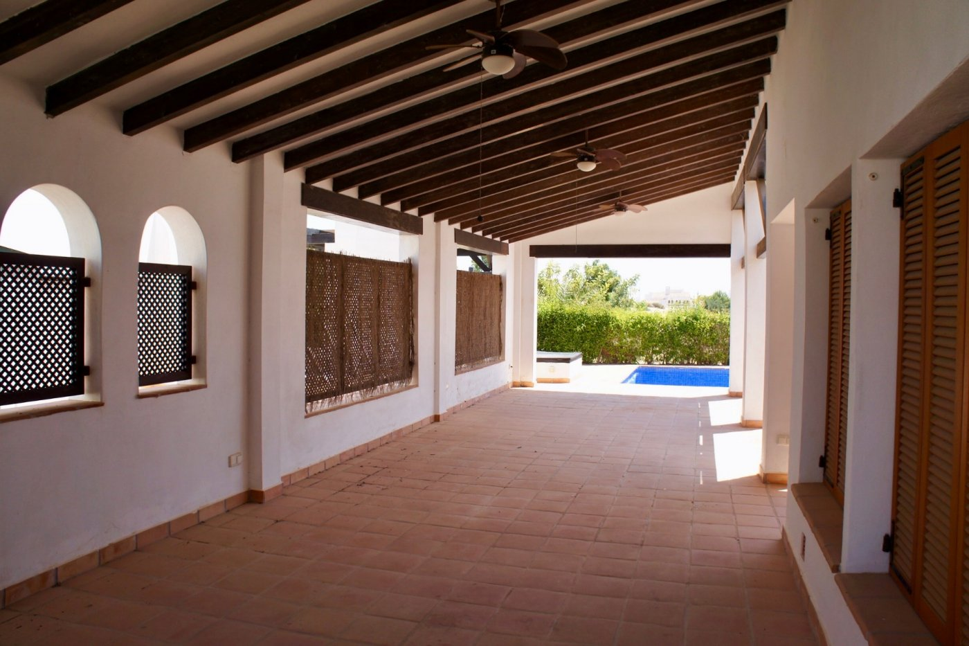 Gallery Image 8 of Front line Algaba villa at El Valle Golf resort at phenomenal price