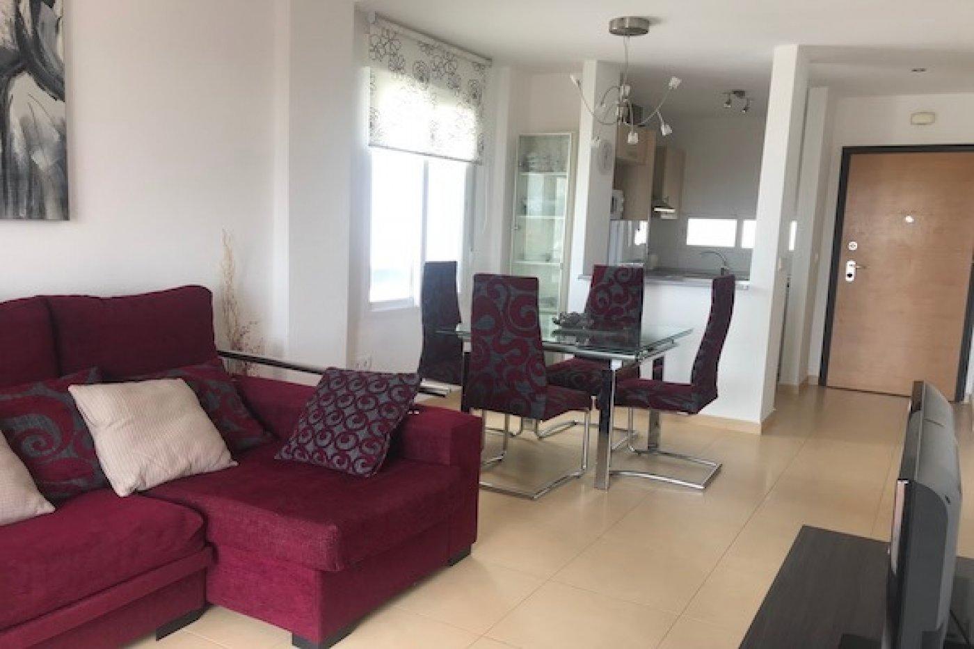 Image 1 Apartment ref 2875 for rent in Condado De Alhama Spain - Quality Homes Costa Cálida