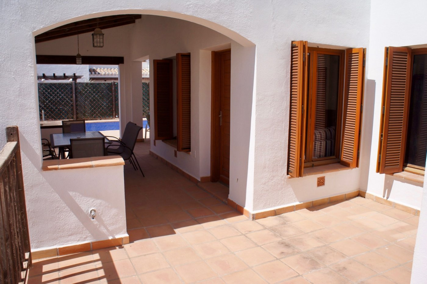 Gallery Image 13 of South West Facing 3 Bed Villa with Private Pool on El Valle Golf resort