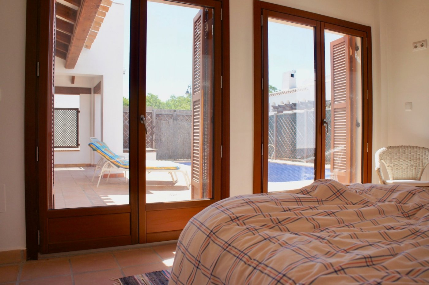 Gallery Image 15 of South West Facing 3 Bed Villa with Private Pool on El Valle Golf resort