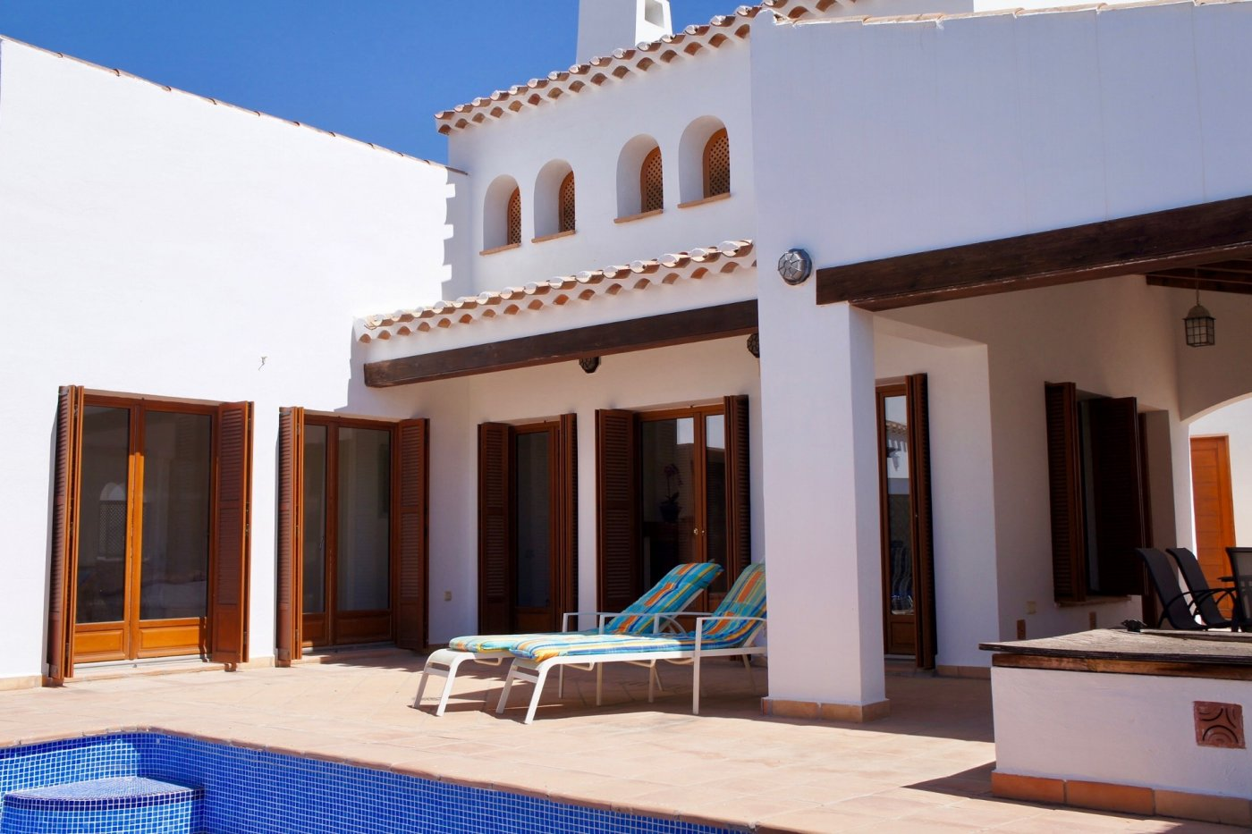 Gallery Image 1 of South West Facing 3 Bed Villa with Private Pool on El Valle Golf resort