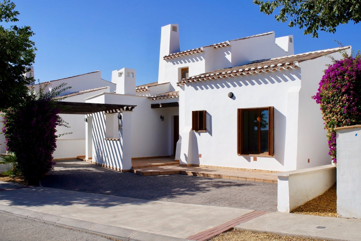 Gallery Image 2 of South West Facing 3 Bed Villa with Private Pool on El Valle Golf resort