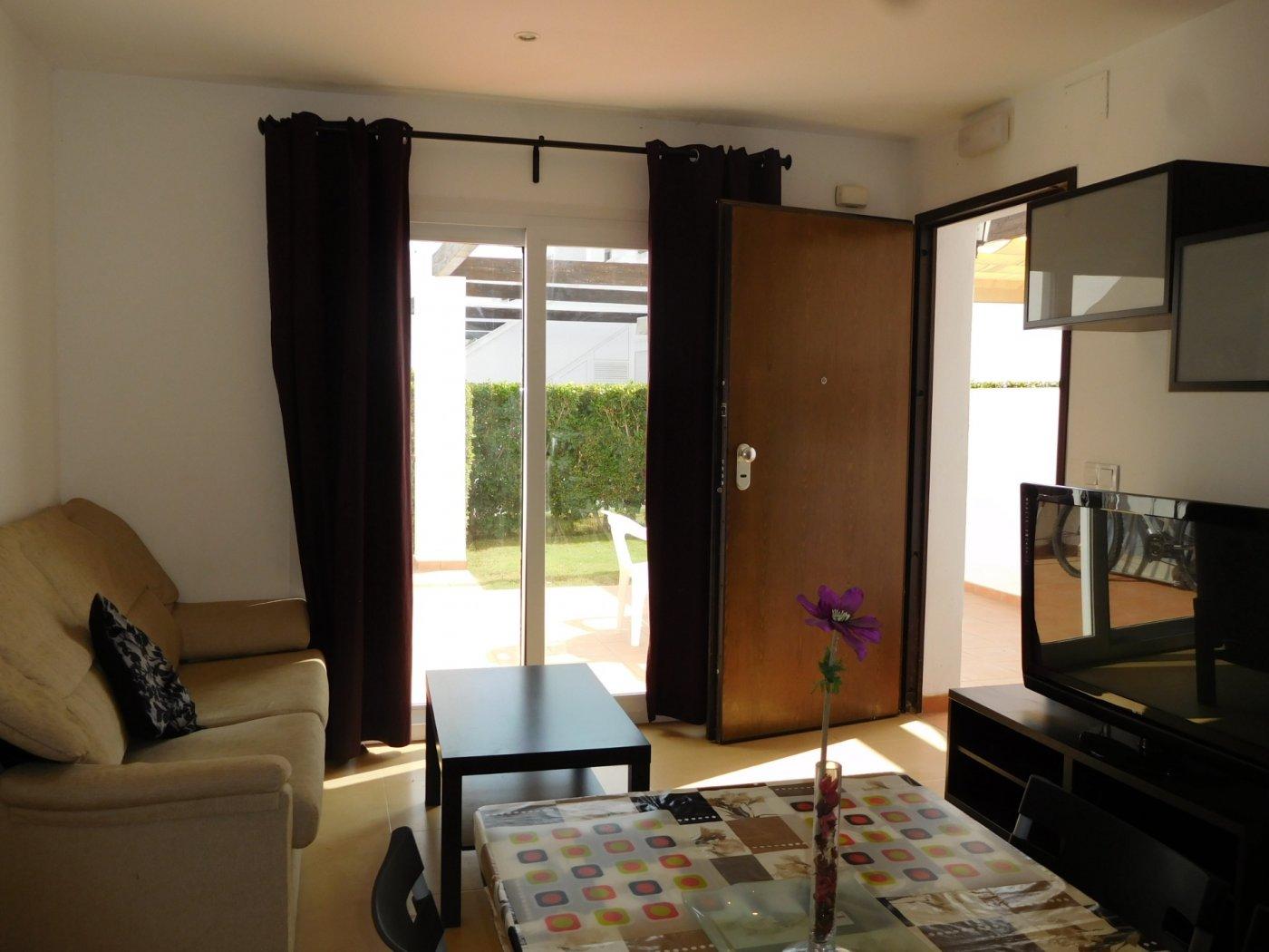 Image 3 Apartment ref 2944 for rent in Condado De Alhama Spain - Quality Homes Costa Cálida