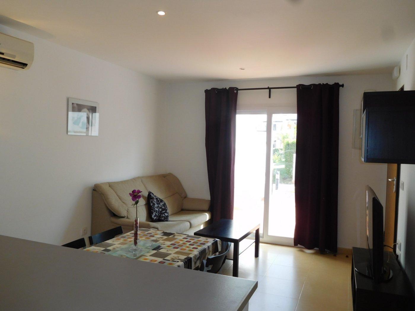 Image 4 Apartment ref 2944 for rent in Condado De Alhama Spain - Quality Homes Costa Cálida