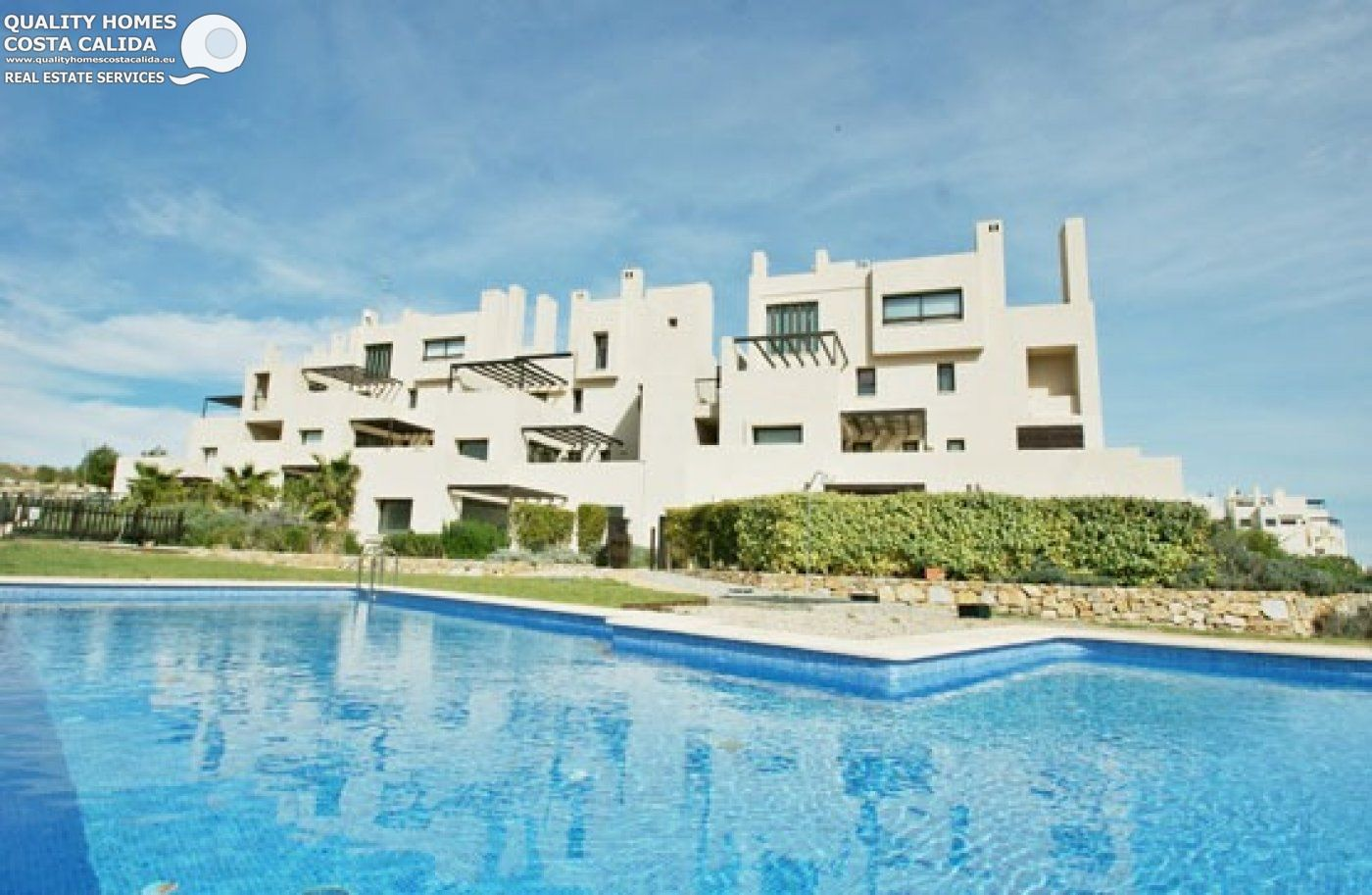 Apartment ref 3265-02949 for sale in Corvera Spain - Quality Homes Costa Cálida