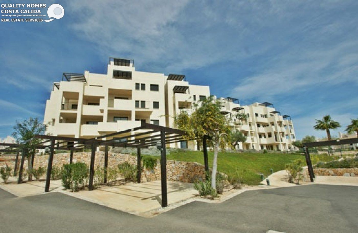 Apartment ref 3265-02950 for sale in Corvera Spain - Quality Homes Costa Cálida