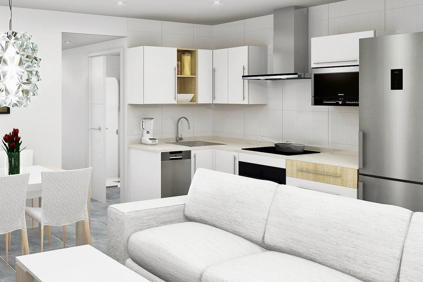 Gallery Image 2 of New build luxury apartments close the beaches, marina and centre of beautiful Lo Pagan