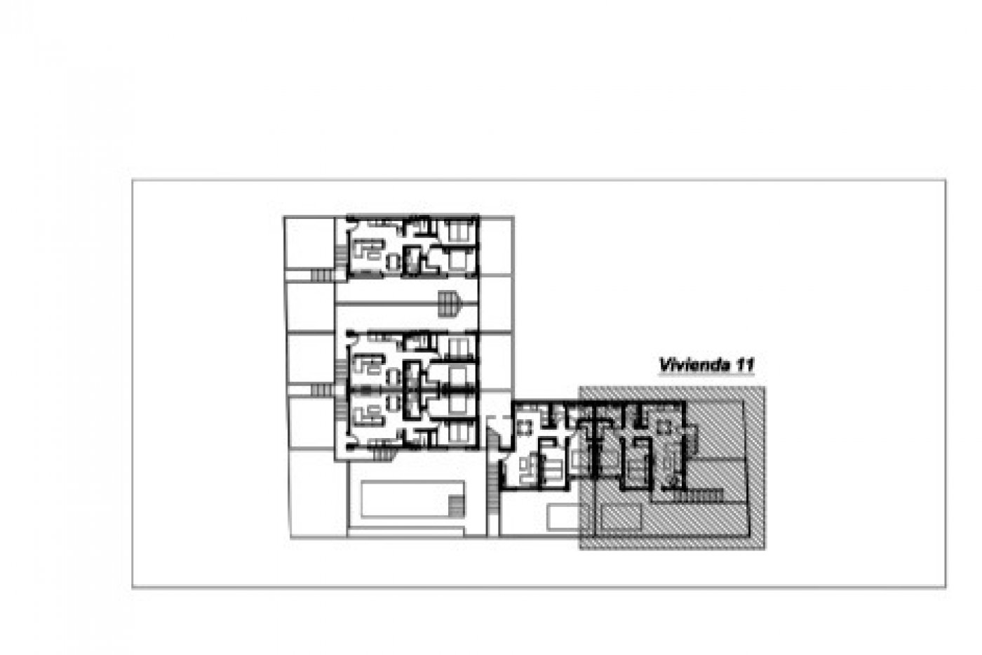 Gallery Image 1 of New build top floor apartment with 55 m2 solarium only 7 min walk from the beaches
