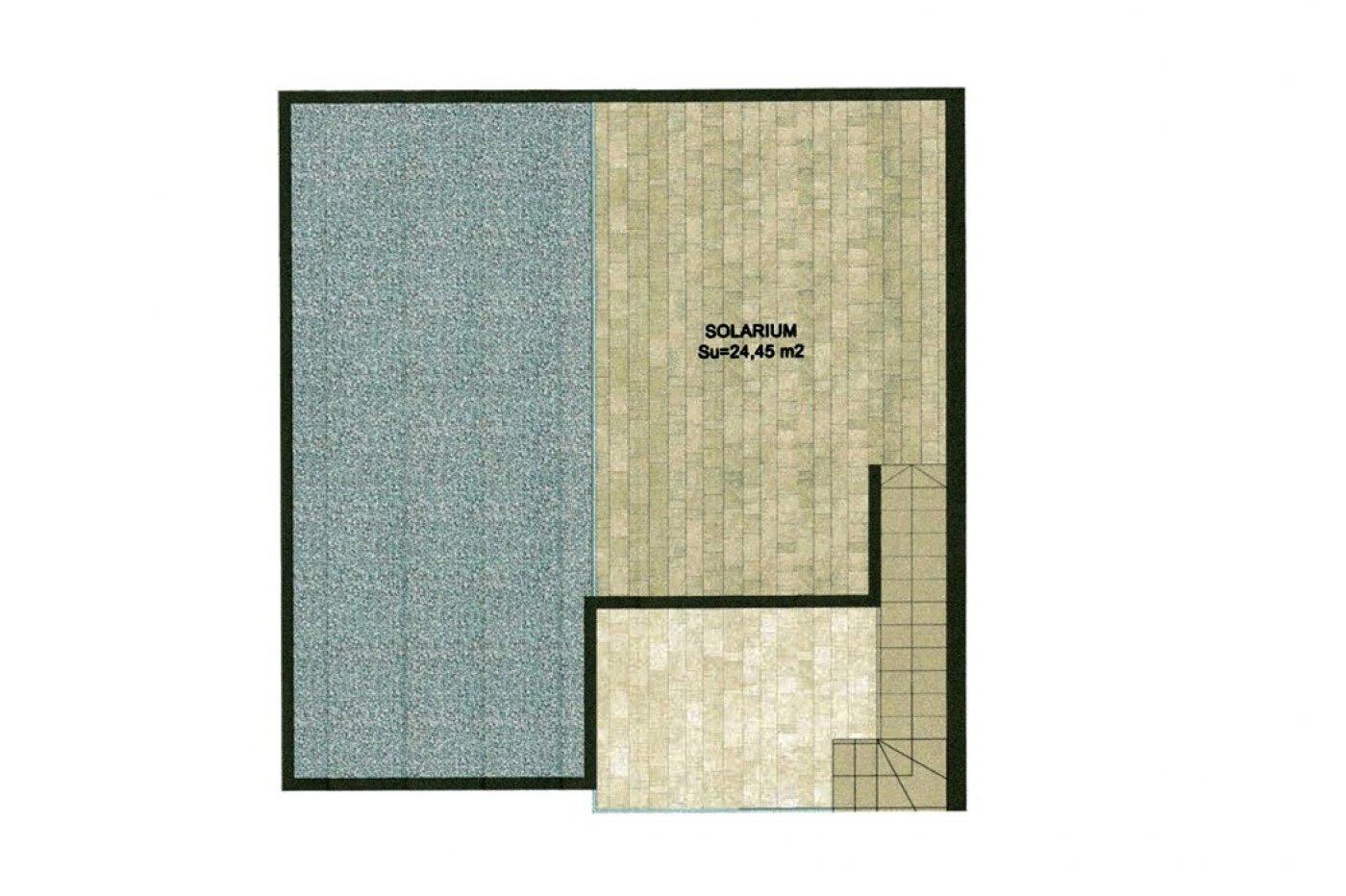 Gallery Image 20 of Nuevo apartamento listo en la planta superior de 2 dormitorios a solo 2 minutos a pie de las playas,
