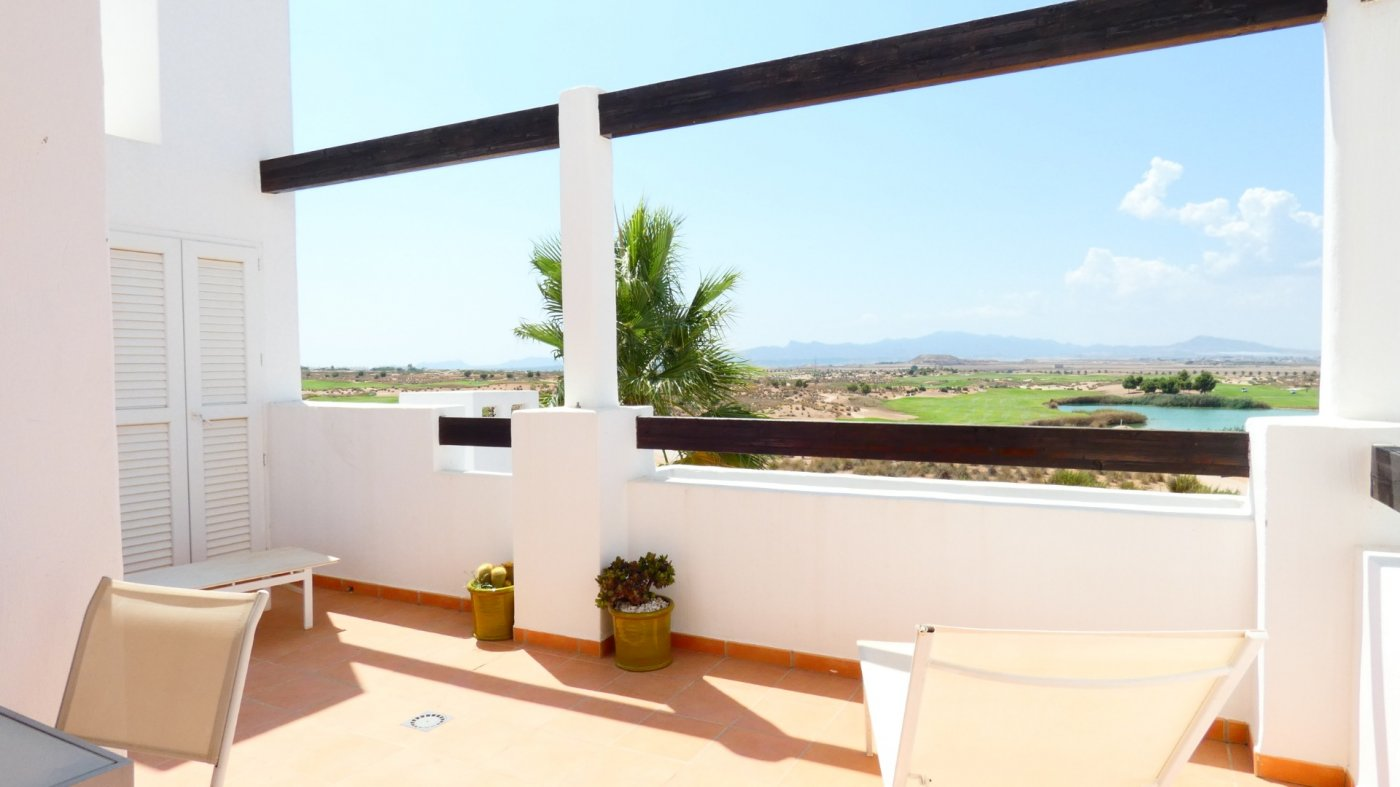 Apartment ref 2996 for sale in Condado De Alhama Spain - Quality Homes Costa Cálida