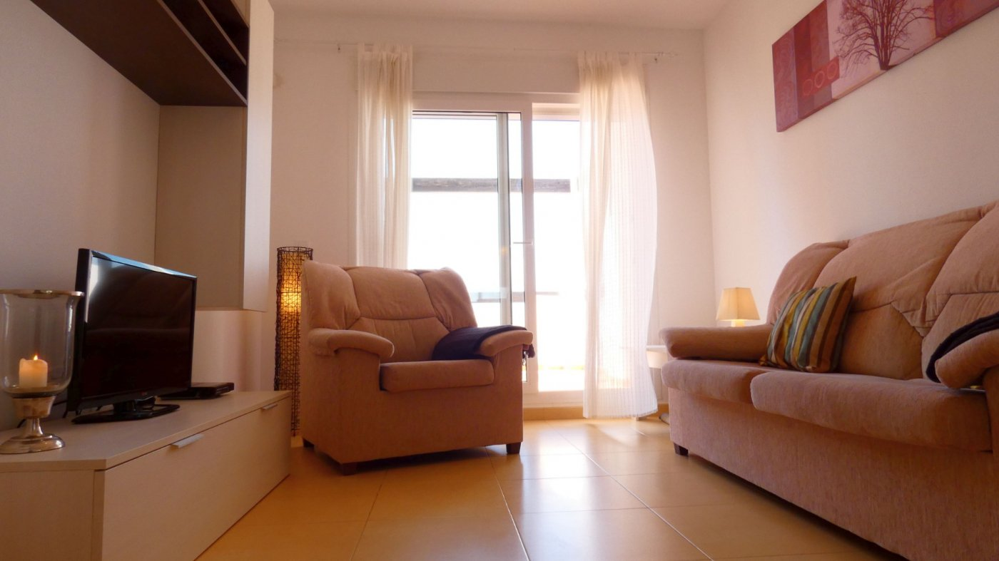 Gallery Image 10 of South-West facing Front line Golf Apartment overlooking the Fairway and Lake at Condado de Alhama