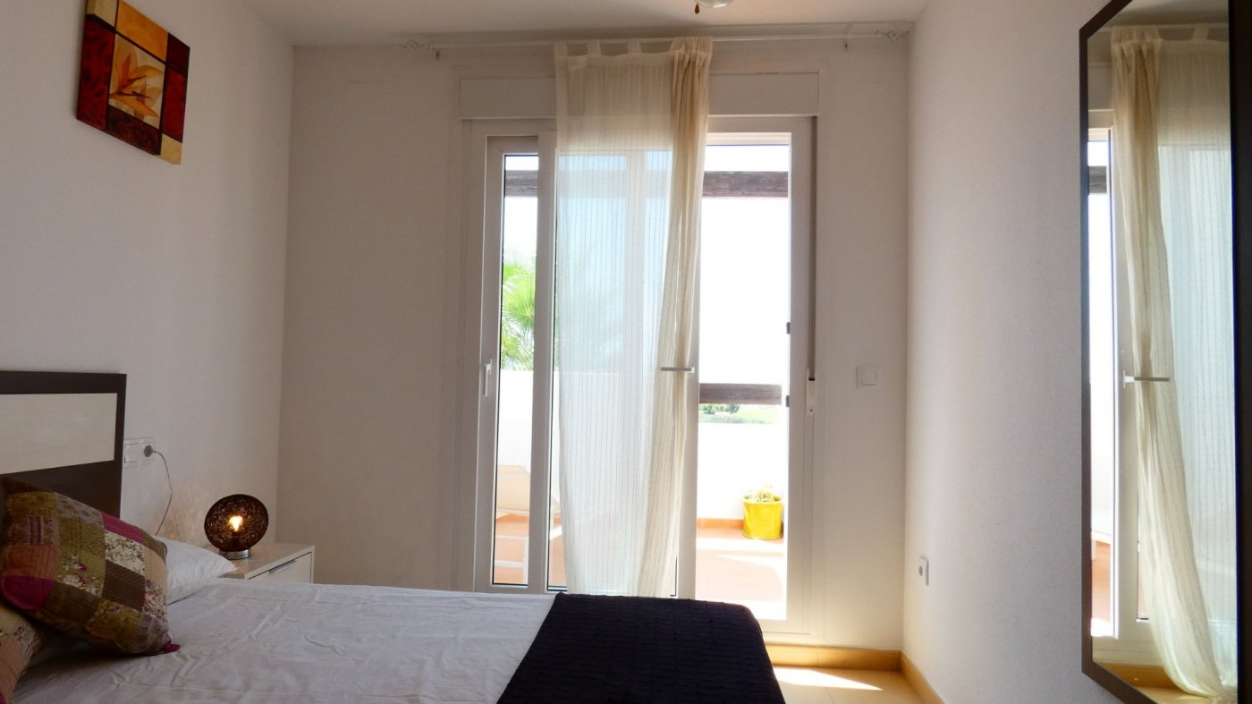 Gallery Image 12 of South-West facing Front line Golf Apartment overlooking the Fairway and Lake at Condado de Alhama