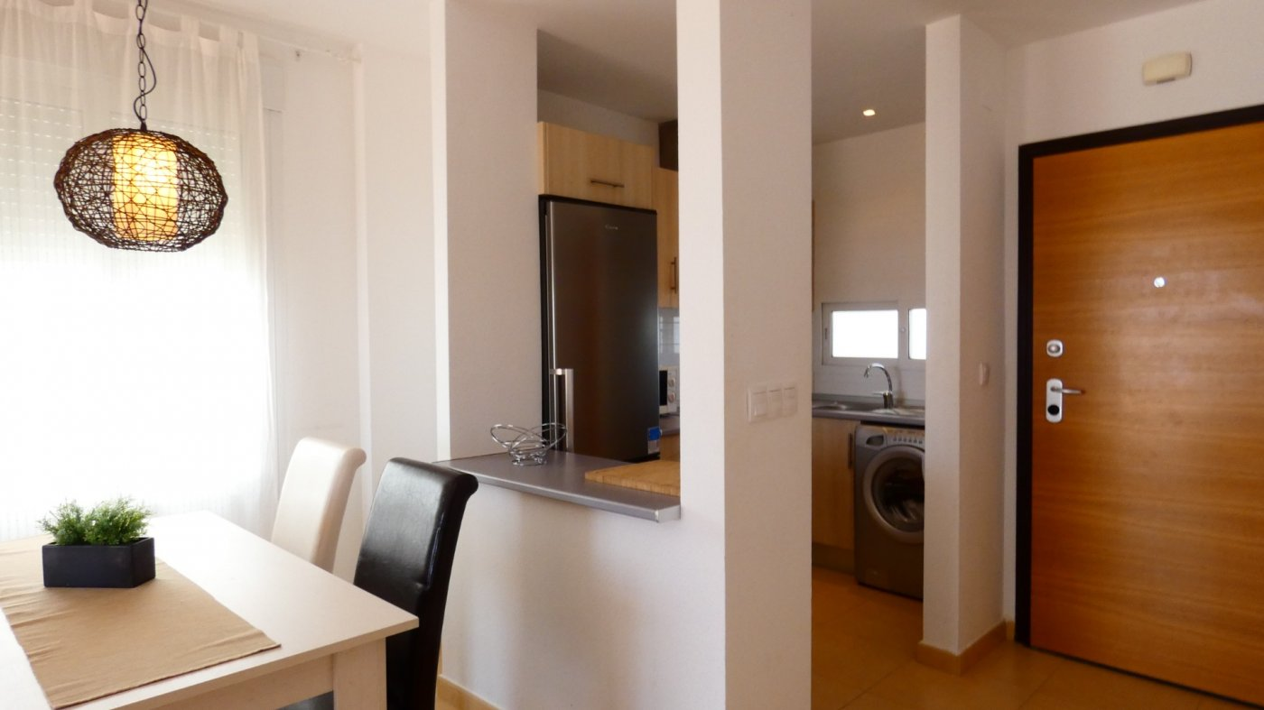 Gallery Image 18 of South-West facing Front line Golf Apartment overlooking the Fairway and Lake at Condado de Alhama
