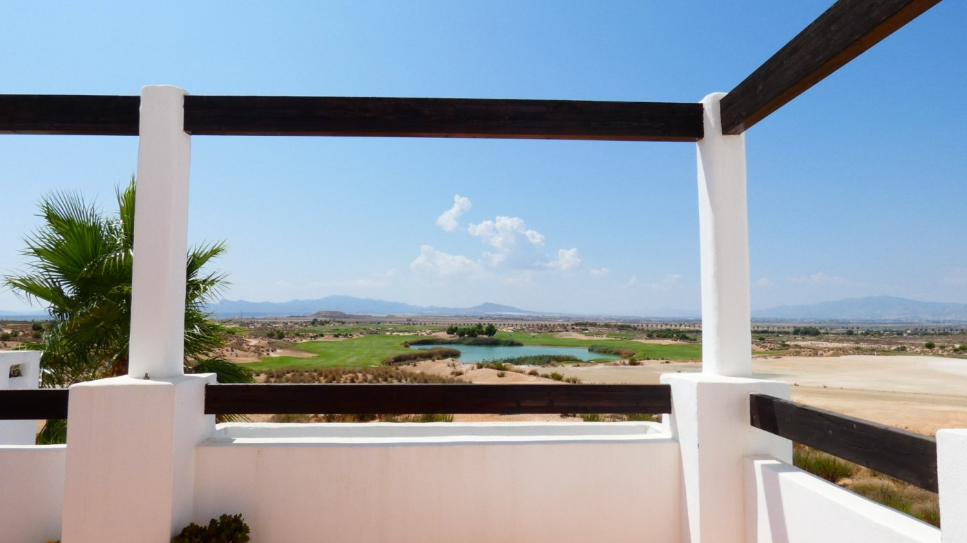 Gallery Image 20 of South-West facing Front line Golf Apartment overlooking the Fairway and Lake at Condado de Alhama