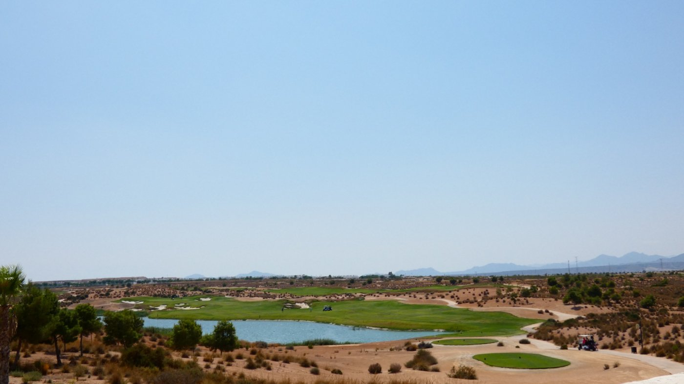 Gallery Image 21 of South-West facing Front line Golf Apartment overlooking the Fairway and Lake at Condado de Alhama