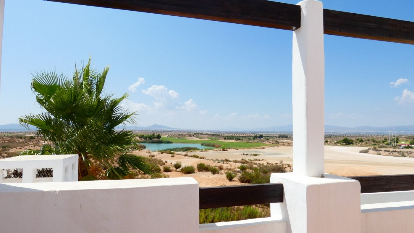 Gallery Image 26 of South-West facing Front line Golf Apartment overlooking the Fairway and Lake at Condado de Alhama