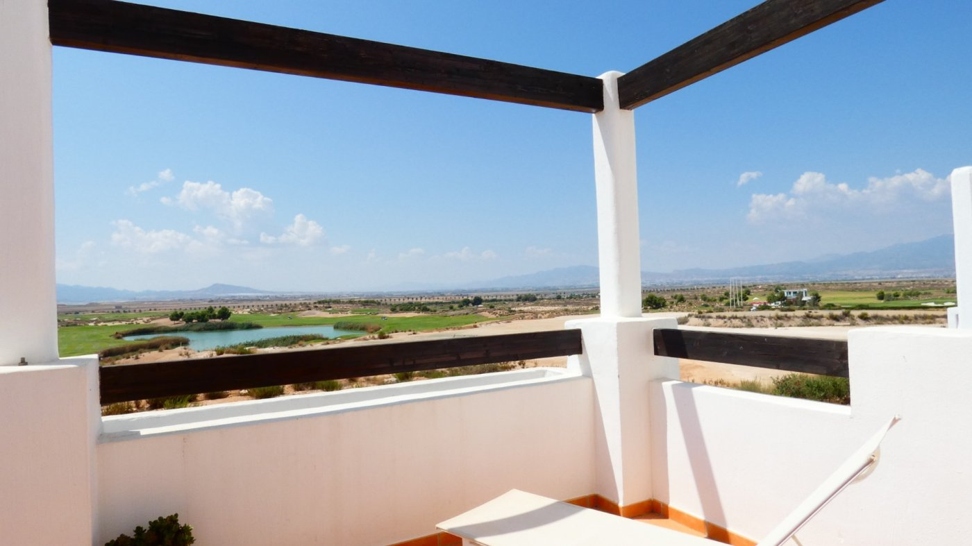 Gallery Image 27 of South-West facing Front line Golf Apartment overlooking the Fairway and Lake at Condado de Alhama