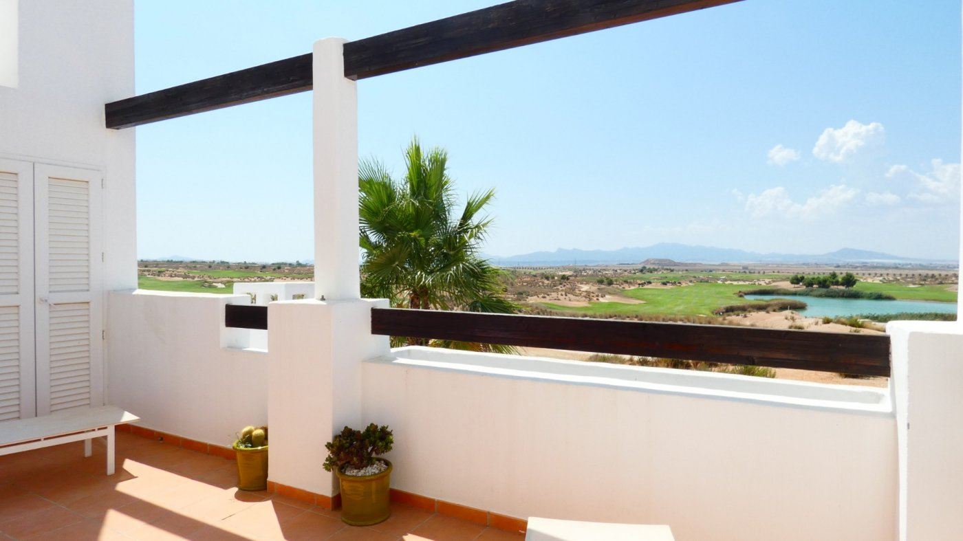 Gallery Image 28 of South-West facing Front line Golf Apartment overlooking the Fairway and Lake at Condado de Alhama