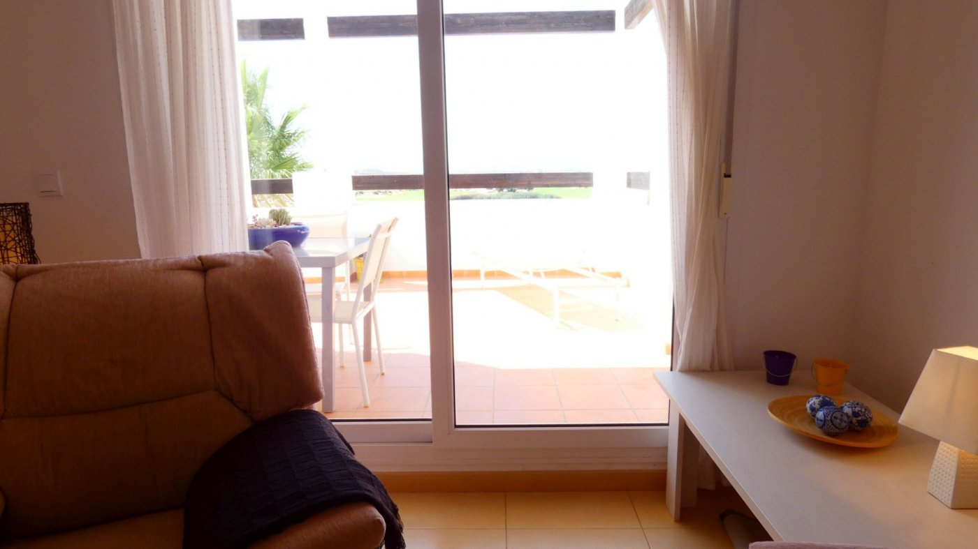 Gallery Image 29 of South-West facing Front line Golf Apartment overlooking the Fairway and Lake at Condado de Alhama