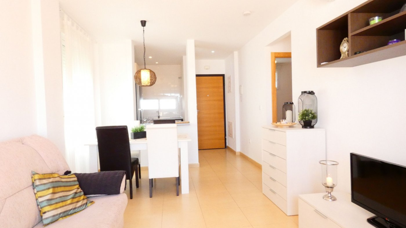 Gallery Image 4 of South-West facing Front line Golf Apartment overlooking the Fairway and Lake at Condado de Alhama