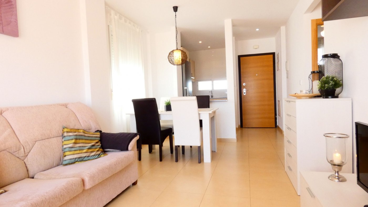 Gallery Image 5 of South-West facing Front line Golf Apartment overlooking the Fairway and Lake at Condado de Alhama