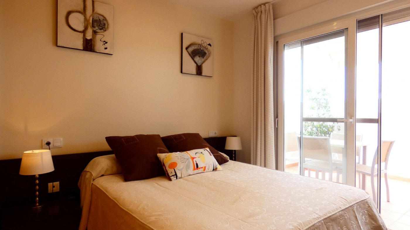 Gallery Image 11 of Prime Location! Move-In-Ready! 3 Bed Corner Ground Floor Apartment in Naranjos 6, Condado de Alhama