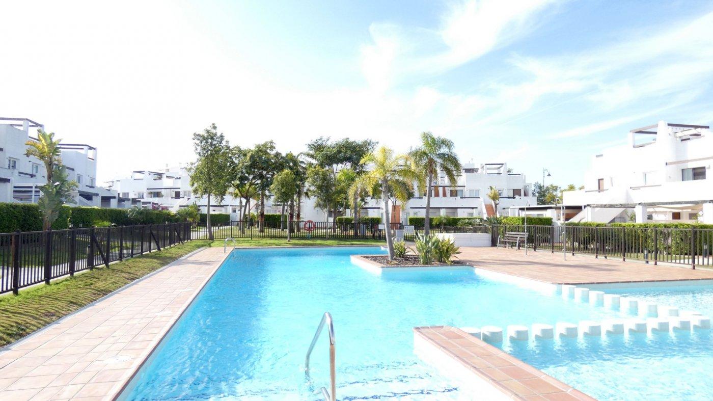 Gallery Image 1 of Prime Location! Move-In-Ready! 3 Bed Corner Ground Floor Apartment in Naranjos 6, Condado de Alhama